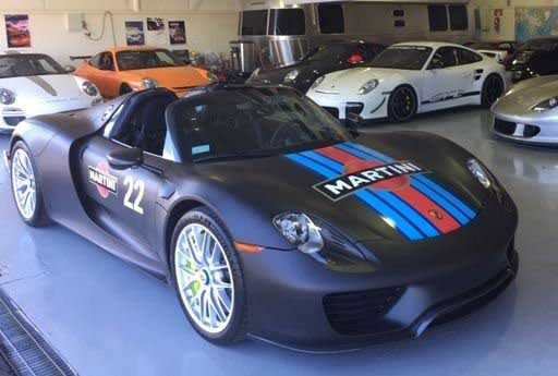 Porsche 918 Spyder 2015 $1495000.00 incacar.com