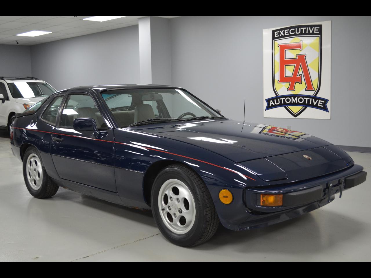 used Porsche 924 1988 vin: WP0AA0925JN451998