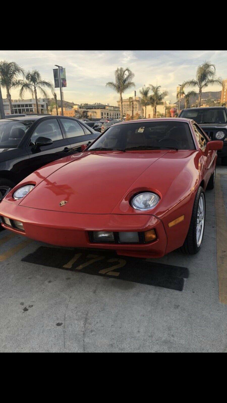 Porsche 928 1980 $6000.00 incacar.com