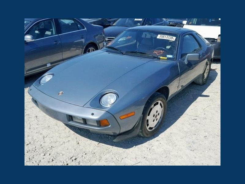 Porsche 928 1984 $6500.00 incacar.com