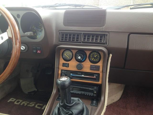 used Porsche 944 1984 vin: WP0AA094XEN462406