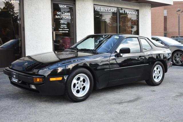 Porsche 944 1985 $8500.00 incacar.com