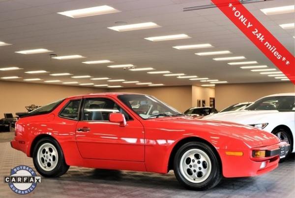Porsche 944 1988 $14950.00 incacar.com