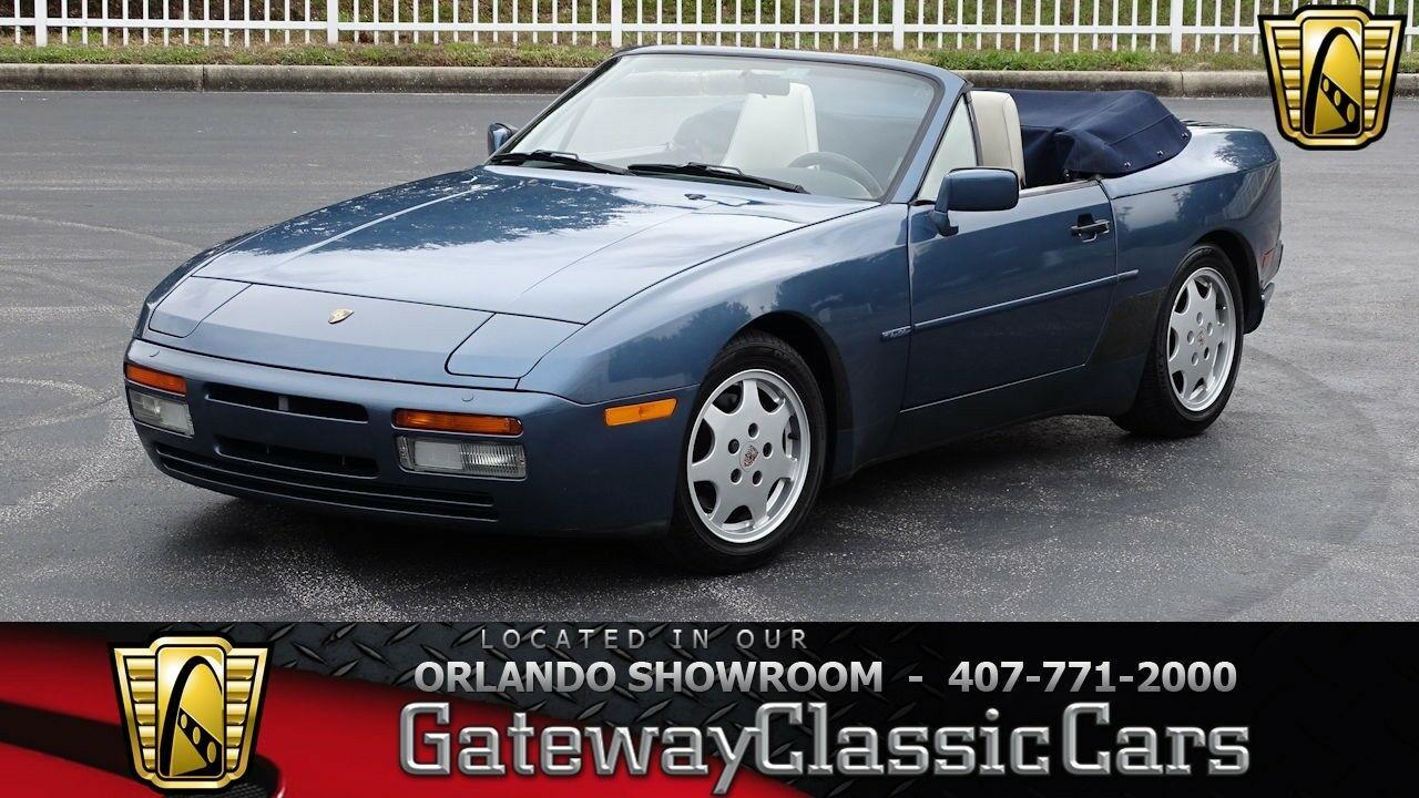 Porsche 944 1990 $25595.00 incacar.com