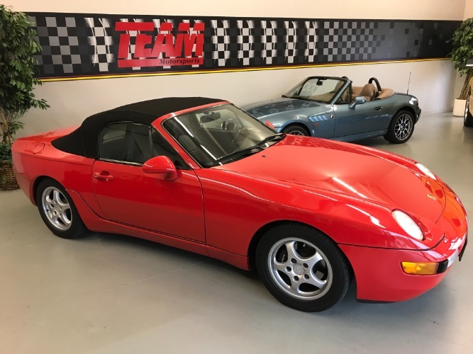 used Porsche 968 1992 vin: WP0CA2962NS840340