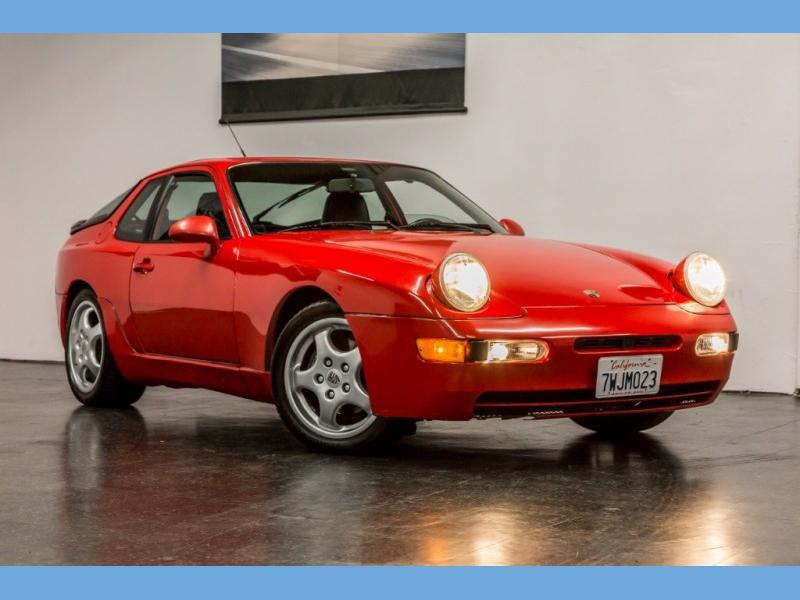 used Porsche 968 1993 vin: WP0AA2966PS820456