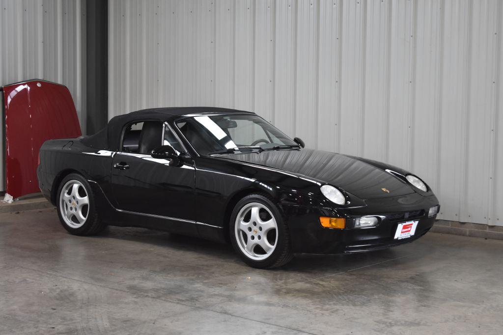 used Porsche 968 1993 vin: WP0CA2960PS840288