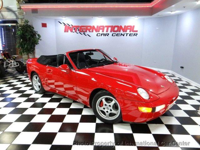 used Porsche 968 1993 vin: WP0CA296XPS840105