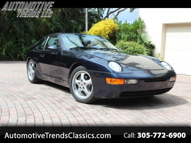 used Porsche 968 1995 vin: WP0AA2964SS820142