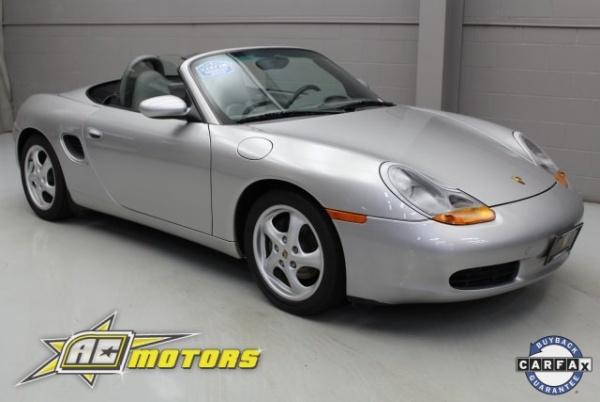 Porsche Boxster 1997 $10900.00 incacar.com