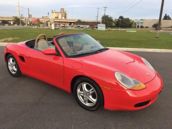 Porsche Boxster 1998 $9997.00 incacar.com