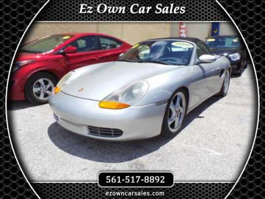 Porsche Boxster 1999 $8999.00 incacar.com