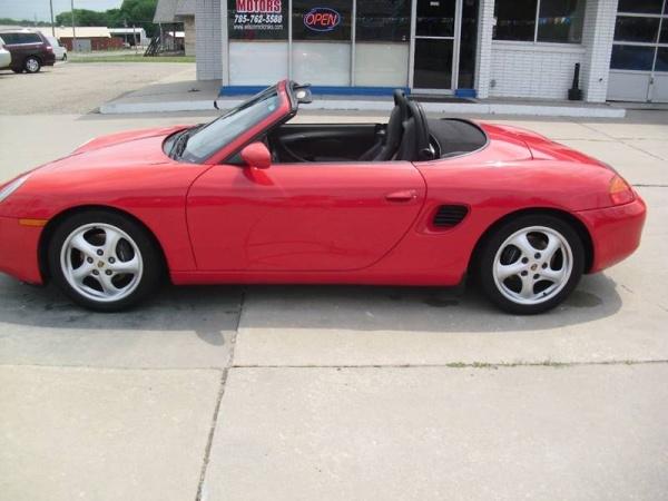 Porsche Boxster 1999 $9995.00 incacar.com