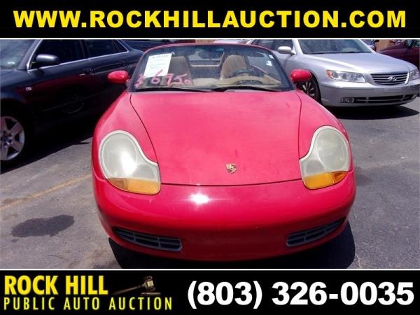 Porsche Boxster 1999 $5950.00 incacar.com