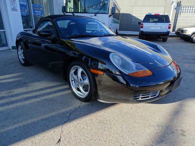 Porsche Boxster 1999 $9999.00 incacar.com