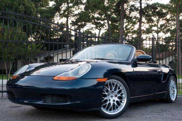 Porsche Boxster 2000 $8495.00 incacar.com