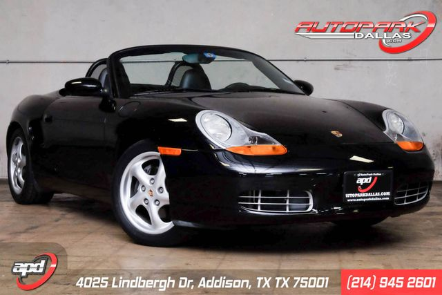 Porsche Boxster 2000 $14995.00 incacar.com