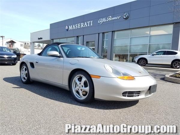Porsche Boxster 2000 $11995.00 incacar.com