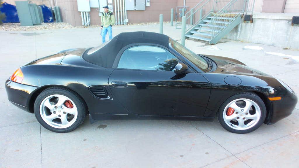 Porsche Boxster 2000 $8999.00 incacar.com