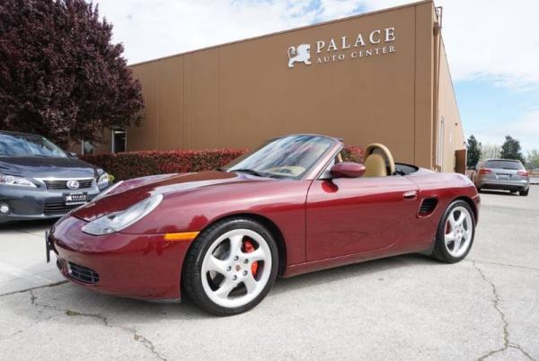 Porsche Boxster 2000 $17000.00 incacar.com