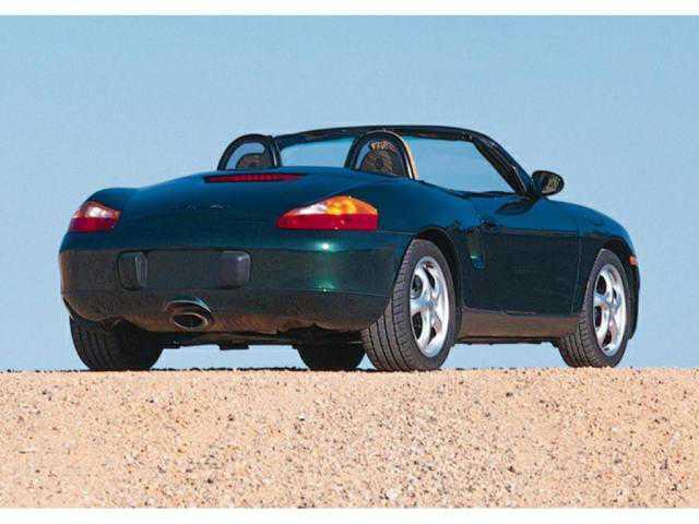 Porsche Boxster 2001 $10126.00 incacar.com