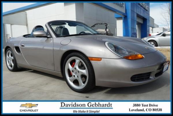 Porsche Boxster 2002 $16349.00 incacar.com