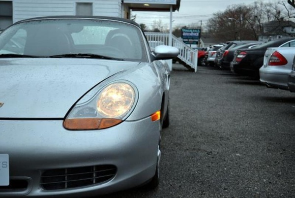 Porsche Boxster 2002 $10099.00 incacar.com