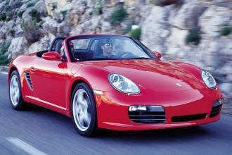 used Porsche Boxster 2005 vin: WP0CB29885U731898