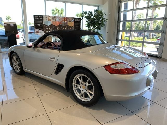 Porsche Boxster 2007 $22991.00 incacar.com