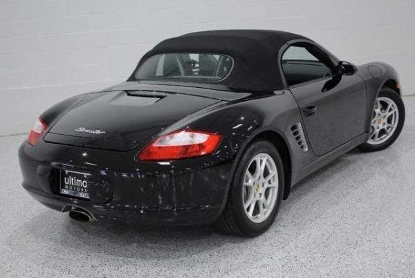 Porsche Boxster 2007 $24800.00 incacar.com