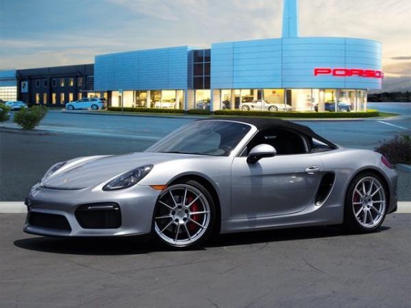 Porsche Boxster 2016 $96500.00 incacar.com
