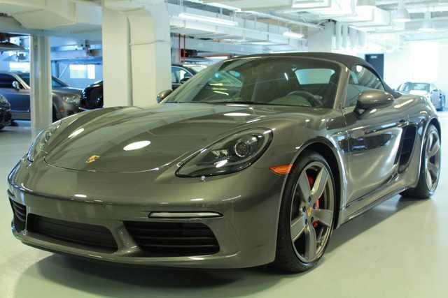 Porsche Boxster 2017 $76995.00 incacar.com