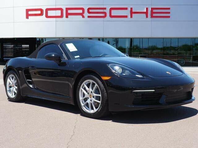 Porsche Boxster 2019 $66540.00 incacar.com