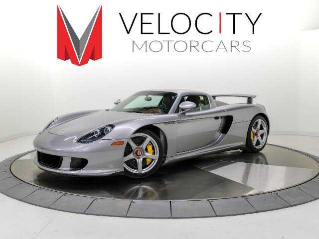 Porsche Carrera GT 2004 $719995.00 incacar.com