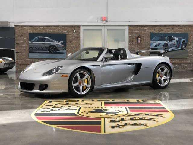 Porsche Carrera GT 2004 $845000.00 incacar.com
