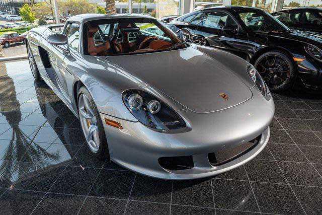 Porsche Carrera GT 2005 $730000.00 incacar.com