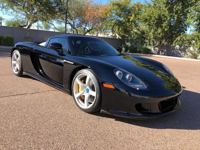 Porsche Carrera GT 2005 $799950.00 incacar.com