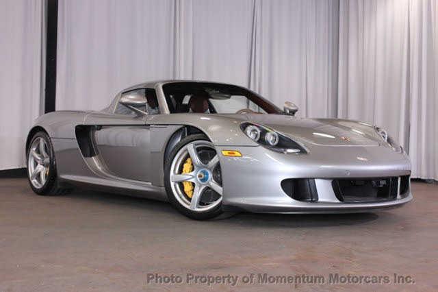 Porsche Carrera GT 2005 $688000.00 incacar.com