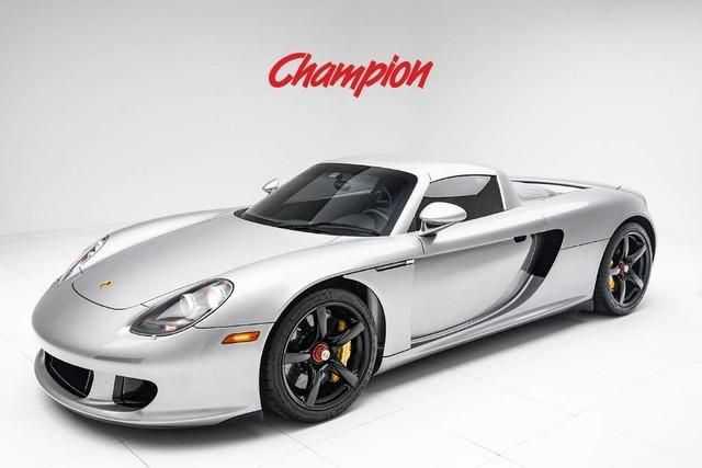 Porsche Carrera GT 2005 $749900.00 incacar.com