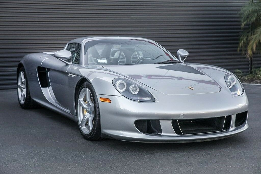 Porsche Carrera GT 2005 $699998.00 incacar.com