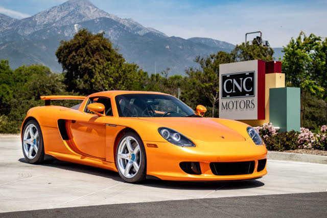 Porsche Carrera GT 2005 $1595000.00 incacar.com