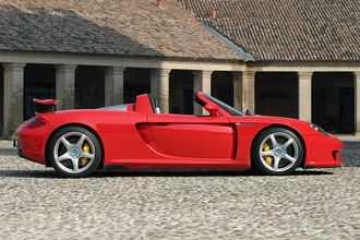 Porsche Carrera GT 2005 $985000.00 incacar.com