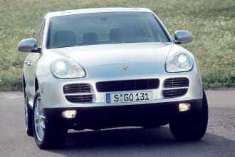 Porsche Cayenne 2004 $9898.00 incacar.com