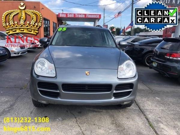 Porsche Cayenne 2005 $5987.00 incacar.com