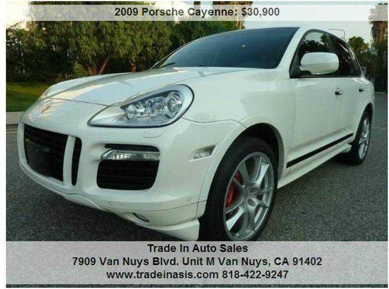 Porsche Cayenne 2009 $28900.00 incacar.com
