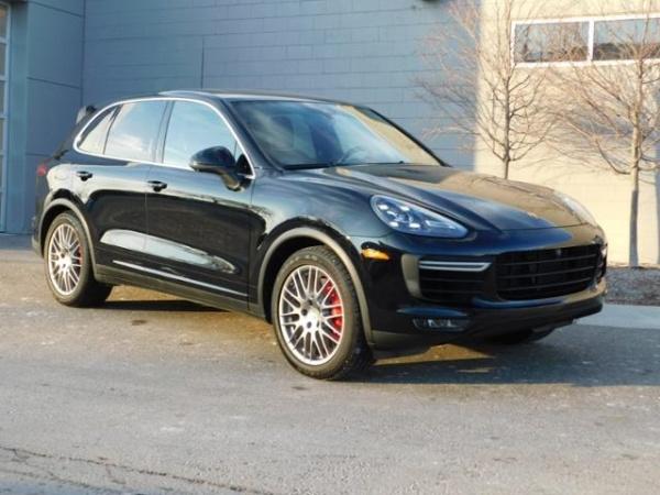 Porsche Cayenne 2017 $89992.00 incacar.com
