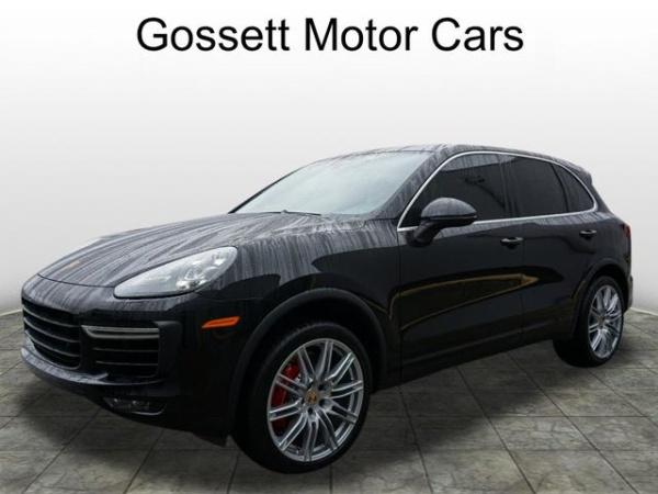 Porsche Cayenne 2018 $101310.00 incacar.com