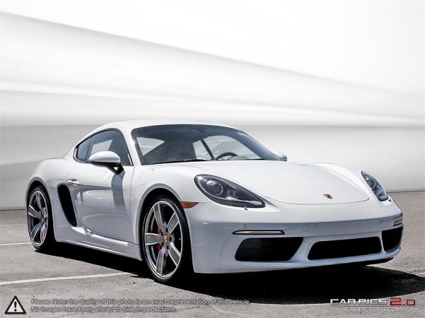 Porsche Cayman S 2017 $83991.00 incacar.com