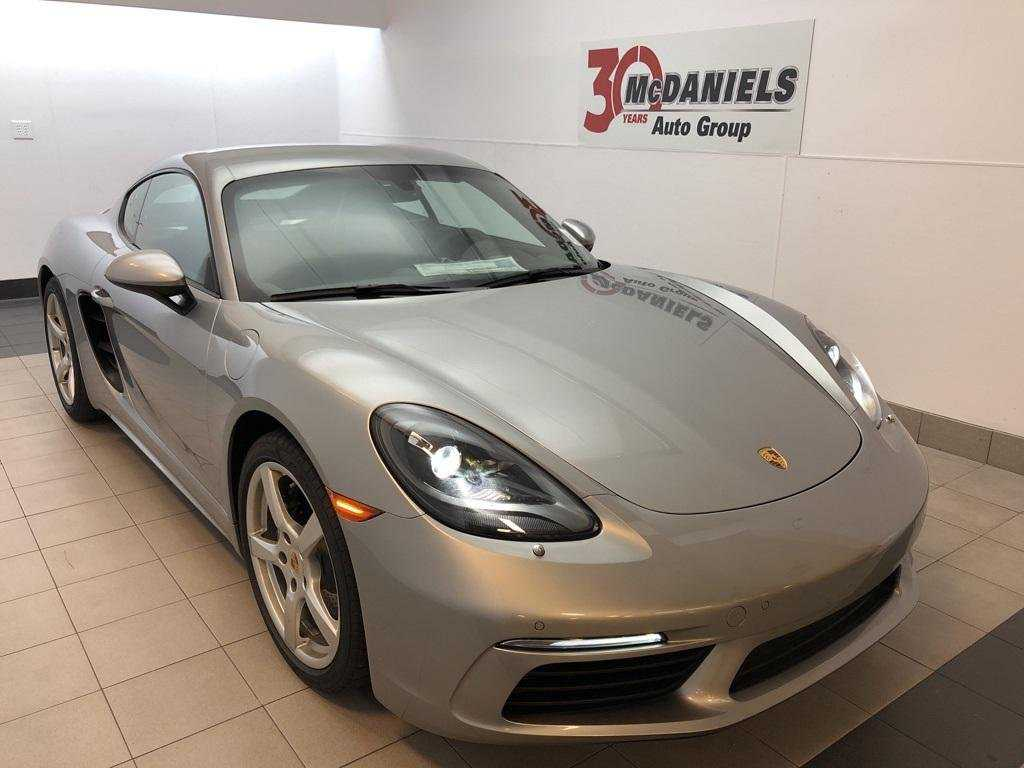 Porsche Cayman S 2018 $70490.00 incacar.com
