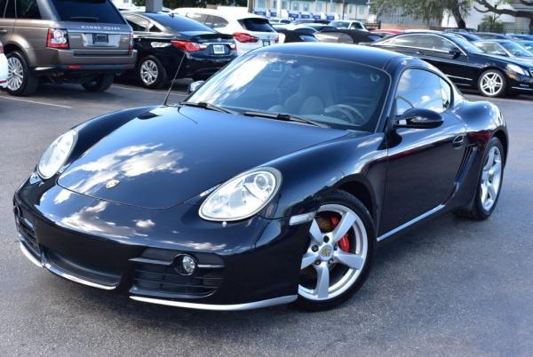 Porsche Cayman 2006 $25990.00 incacar.com